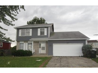 1404 BUTTERFIELD Lane Zion, IL MLS# 09369295