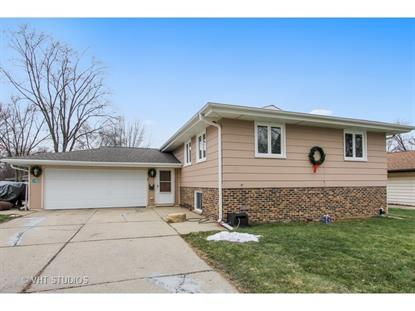 1400 Hampton Lane Schaumburg, IL MLS# 09470462
