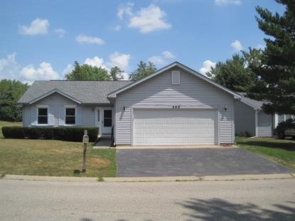 889 Pine Hill Drive Antioch, IL MLS# 09484563