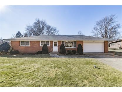 1428 Indian Hill Drive Schaumburg, IL MLS# 09500896