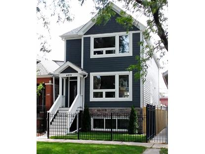 4875 W Homer Avenue Chicago, IL MLS# 09668857