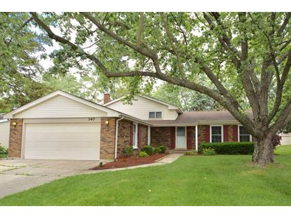 340 S River Road Naperville, IL MLS# 09715947