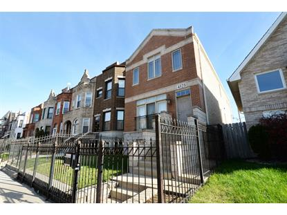 4525 S Forrestville Avenue Chicago, IL MLS# 09800404