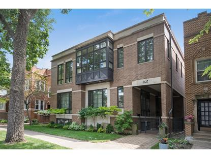 3637 N Leavitt Street Chicago, IL MLS# 09809709