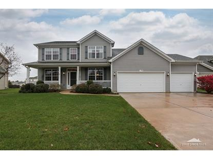972 Canyon Trail Court, Yorkville, IL