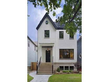 3834 N HAMILTON Avenue Chicago, IL MLS# 09846682