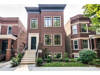3622 N LEAVITT Street Chicago, IL MLS# 09855449