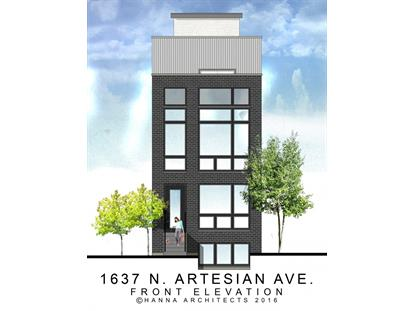 1637 N Artesian Avenue, Chicago, IL
