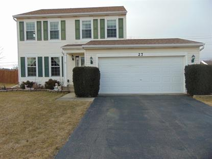27 Kingsport Court, South Elgin, IL