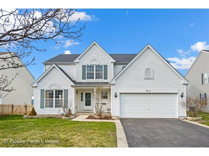 7611 HEATHERSTONE Lane, Plainfield, IL