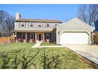 31 N Walnut Court Streamwood, IL MLS# 09924030