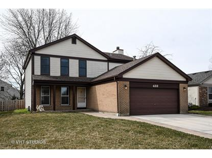 433 Caren Drive Buffalo Grove, IL MLS# 09927796