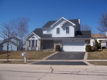 228 Little Creek Drive Streamwood, IL MLS# 09930561