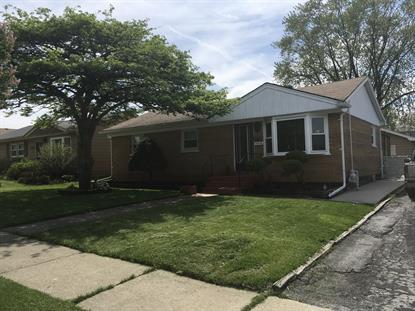 10636 Lombard Avenue Chicago Ridge, IL MLS# 09955187