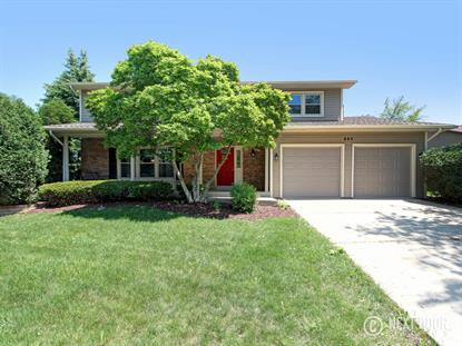 664 Gannet Lane Bolingbrook, IL MLS# 09972989