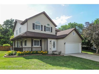 733 N Pinecrest Road Bolingbrook, IL MLS# 10001470