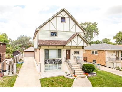 8852 S 55th Court Oak Lawn, IL MLS# 10005477