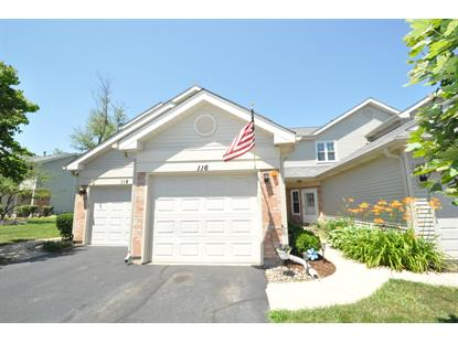 116 Golfview Drive, Glendale Heights, IL