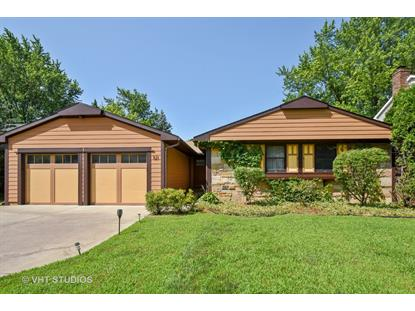 521 Castlewood Lane Buffalo Grove, IL MLS# 10059823