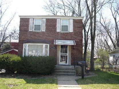 2155 W 117th Place, Chicago, IL