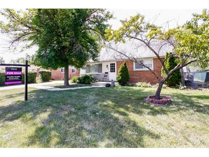 9106 PEMBROKE Lane Bridgeview, IL MLS# 10069752