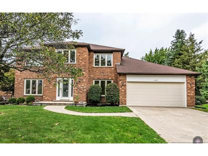 1165 Johnson Drive Naperville, IL MLS# 10102103