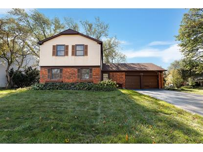 1 Amherst Court Buffalo Grove, IL MLS# 10109831