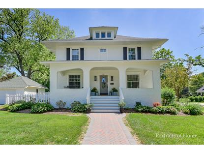 561 Hillside Avenue Glen Ellyn, IL MLS# 10114188