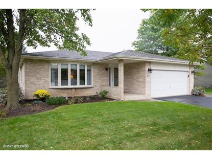 16417 Winding Creek Road Plainfield, IL MLS# 10119559