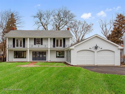727 S County Line Road Hinsdale, IL MLS# 10128173