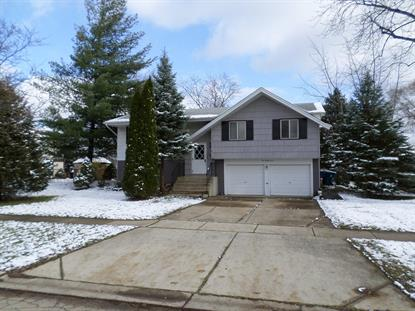 537 Norwood Lane Schaumburg, IL MLS# 10136471