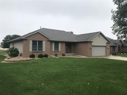 411 Meadow Rue Drive Gibson City, IL MLS# 10136490