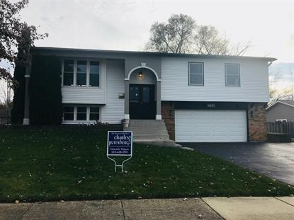 231 E Old Bridge Road Palatine, IL MLS# 10142263