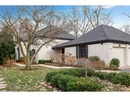 783 Valley Road Glencoe, IL MLS# 10143652