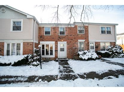 2092 FALMOUTH Court Streamwood, IL MLS# 10146892