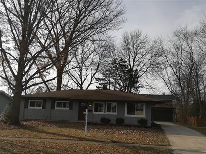 1380 Cooper Road Hoffman Estates, IL MLS# 10147257