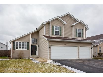 1207 Betty Drive Plainfield, IL MLS# 10151441