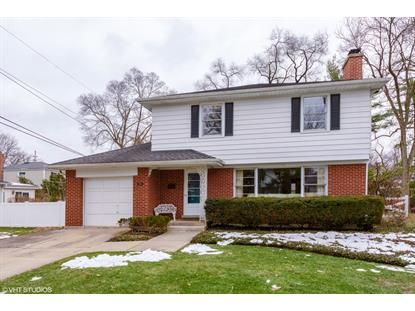 111 S Stratford Road Arlington Heights, IL MLS# 10151477