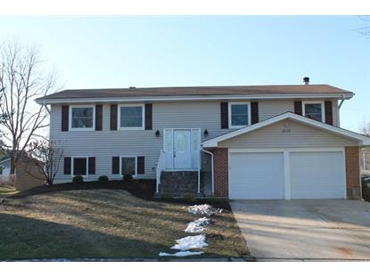 1435 Hassell Place Hoffman Estates, IL MLS# 10151501