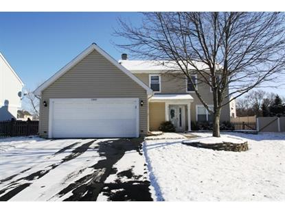 1441 BOSTON Court Bartlett, IL MLS# 10152166
