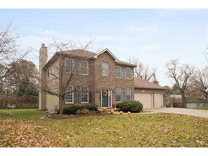1198 Homestead Drive Yorkville, IL MLS# 10154004