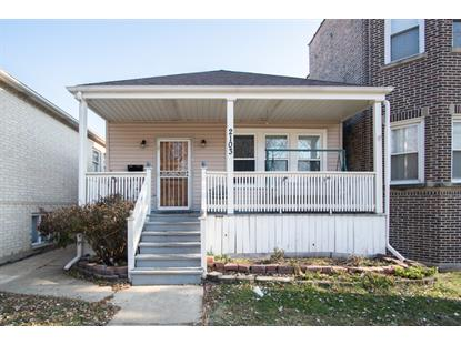 2103 N Natchez Avenue Chicago, IL MLS# 10154370