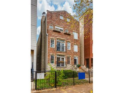 857 N WOOD Street Chicago, IL MLS# 10154404