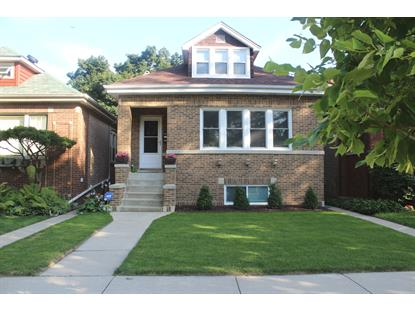 6043 W Matson Avenue Chicago, IL MLS# 10154664