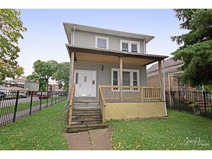 2057 N KENNETH Avenue Chicago, IL MLS# 10154704