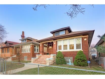 4921 N Springfield Avenue Chicago, IL MLS# 10155041