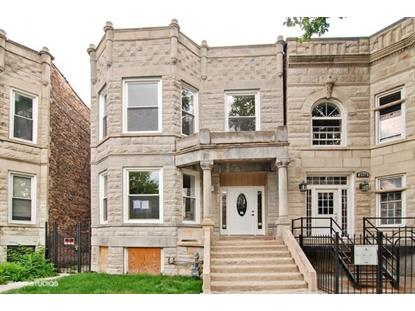 3718 W Lexington Street Chicago, IL MLS# 10155726