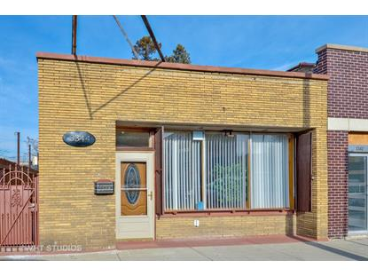 3344 W IRVING PARK Road Chicago, IL MLS# 10156231