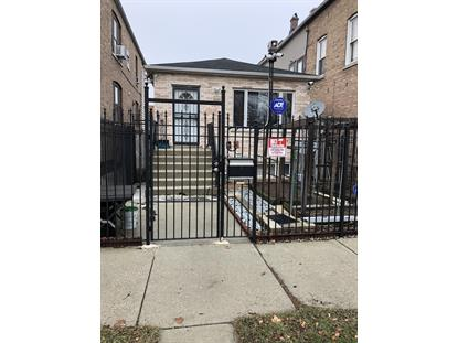 3102 W 44th Street Chicago, IL MLS# 10156593