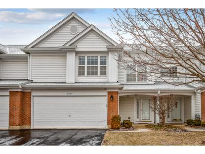 2994 Belle Lane Schaumburg, IL MLS# 10165146